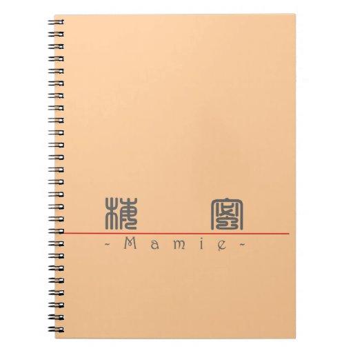 Nombre chino para Mamie 20222_0.pdf Libro De Apuntes Con Espiral