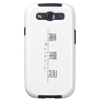 Nombre chino para Melanie 21088_0 pdf Galaxy S3 Cárcasa