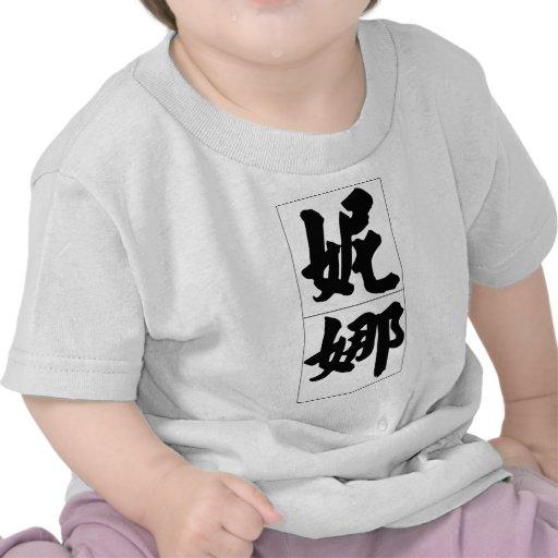Nombre chino para Nina 20268_4.pdf Camiseta