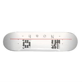 Nombre chino para Noah 20750_3.pdf Tablas De Skate