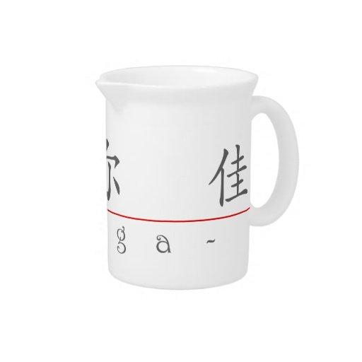 Nombre chino para Olga 20276_1.pdf Jarra Para Bebida
