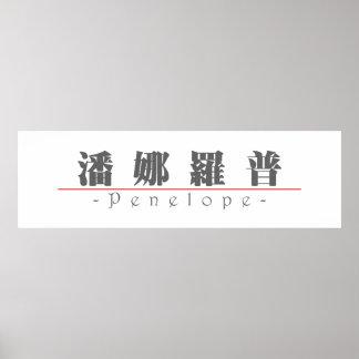 Nombre chino para Penélope 20287_3 pdf Poster