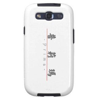 Nombre chino para Prima 20295_4.pdf Samsung Galaxy S3 Cárcasa