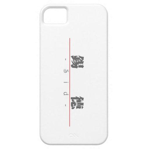 Nombre chino para Sid 20815_3.pdf iPhone 5 Carcasas