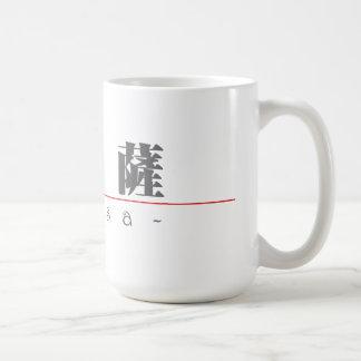 Nombre chino para Tessa 21228_3 pdf Taza De Café