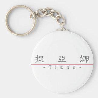 Nombre chino para Tiana 21386_2.pdf Llavero Redondo Tipo Pin