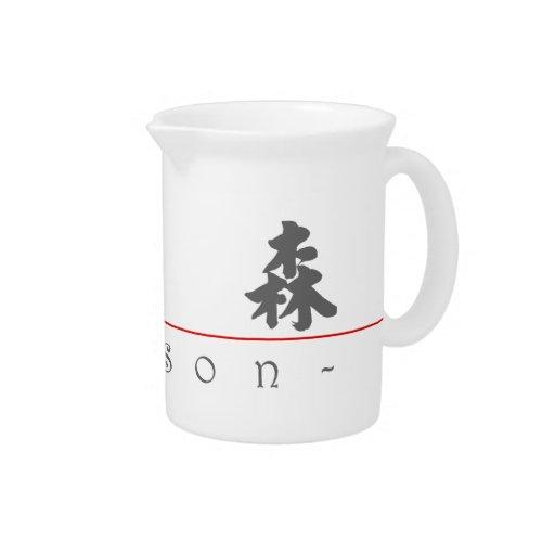 Nombre chino para Tyson 22250_4.pdf Jarra Para Bebida