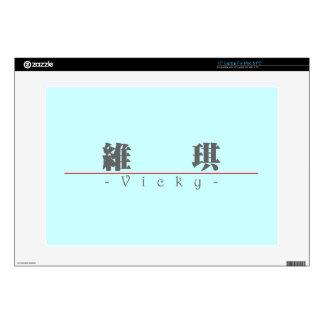 Nombre chino para Vicky 20367_3.pdf Portátil 38,1cm Skins