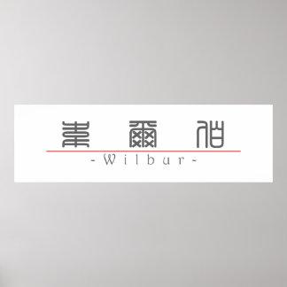Nombre chino para Wilbur 20869_0 pdf Poster