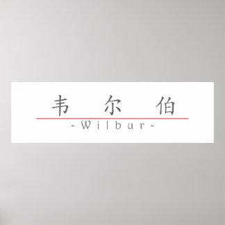 Nombre chino para Wilbur 20869_1 pdf Posters