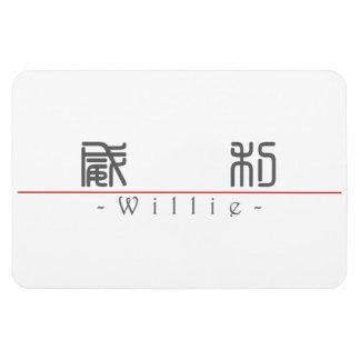 Nombre chino para Willie 20872_0 pdf Imán De Vinilo