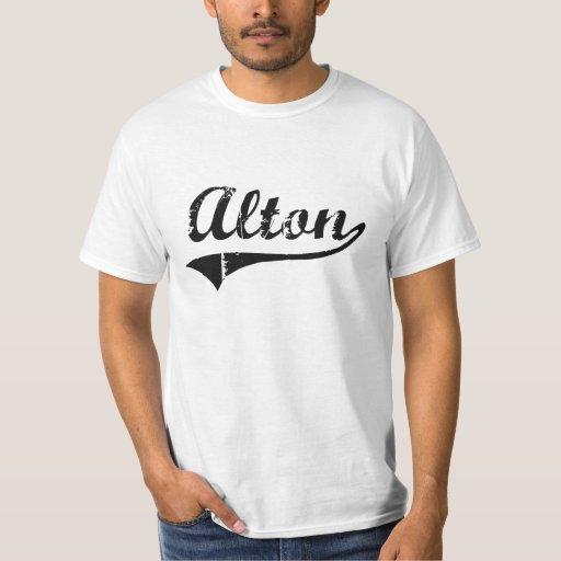 Nombre clásico del estilo de Alton Playera