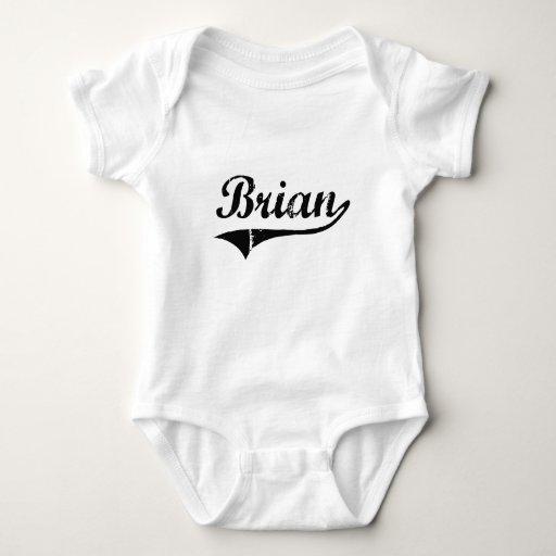 Nombre clásico del estilo de Brian Playeras