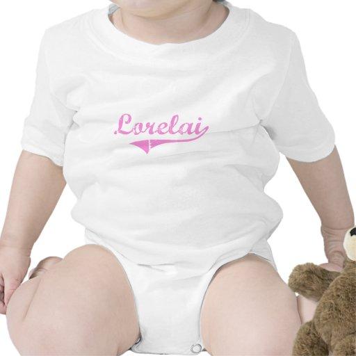 Nombre clásico del estilo de Lorelai Camisetas