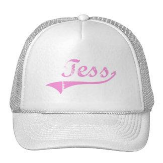 Nombre clásico del estilo del Tess Gorras De Camionero