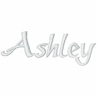 Nombre de Ashley con el significado inglés Camiseta Polo
