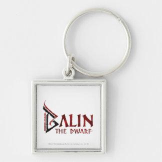 Nombre de Balin Llaveros Personalizados