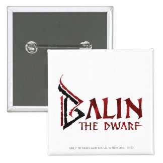 Nombre de Balin Pin