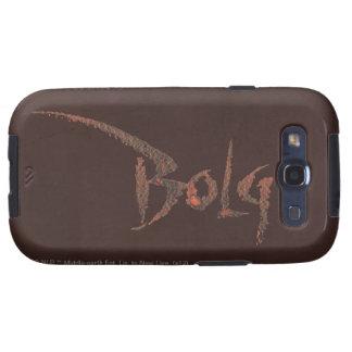 Nombre de Bolg Galaxy S3 Protectores