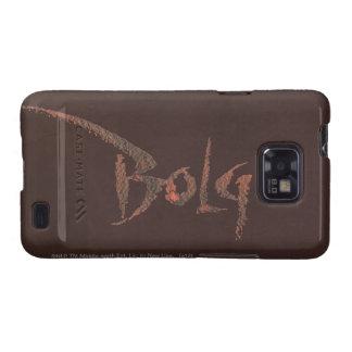 Nombre de Bolg Samsung Galaxy SII Funda