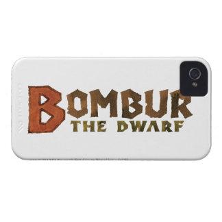 Nombre de Bombur iPhone 4 Case-Mate Protectores