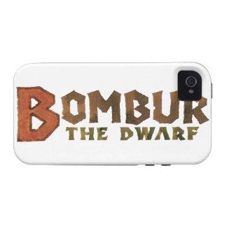Nombre de Bombur iPhone 4 Funda