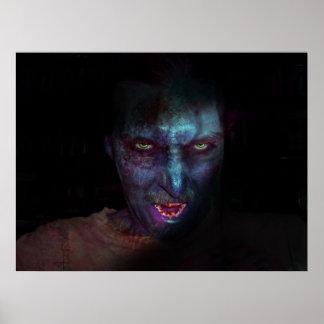 Nombre de código del zombi:  Cronic Poster