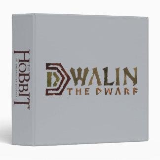 """Nombre de Dwalin Carpeta 1 1/2"""""""