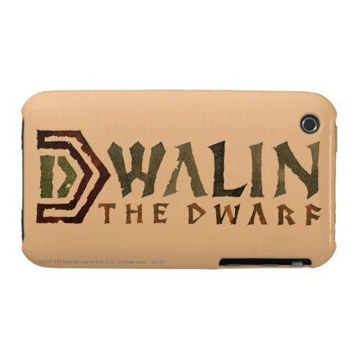 Nombre de Dwalin Case-Mate iPhone 3 Funda
