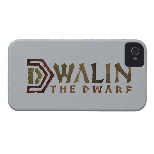Nombre de Dwalin iPhone 4 Protectores