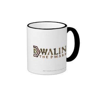 Nombre de Dwalin Tazas De Café