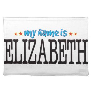 Nombre de Elizabeth Mantel