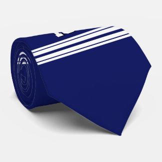 Nombre de encargo blanco del número del jersey de corbatas personalizadas