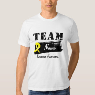 Nombre de encargo del equipo - sarcoma playera