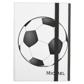 Nombre de encargo opcional del balón de fútbol de
