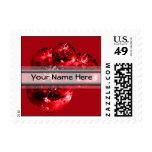 Nombre de encargo sello USPS de 2014 tarjetas del