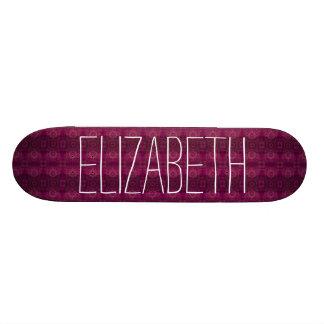 Nombre de encargo Z01 del modelo de encaje Skate Boards