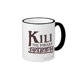 Nombre de Erebor - de Kili Taza De Café