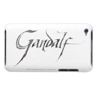 Nombre de Gandalf texturizado iPod Touch Cárcasas