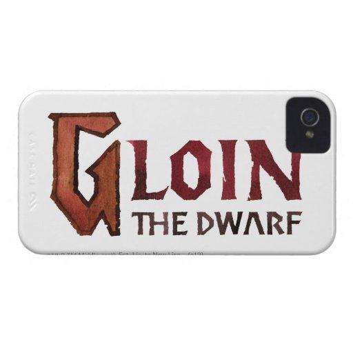 Nombre de Gloin Funda Para iPhone 4