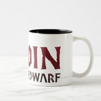Nombre de Gloin Tazas De Café