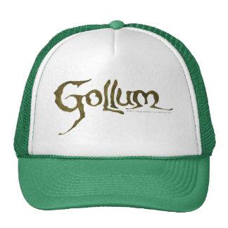 Nombre de Gollum - texturizado Gorros