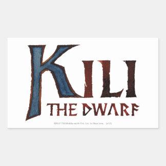 Nombre de Kili Etiqueta