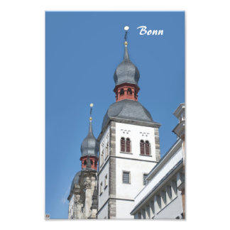 Nombre de la iglesia de Jesús en Bonn Fotografía