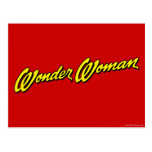 Nombre de la Mujer Maravilla Postales
