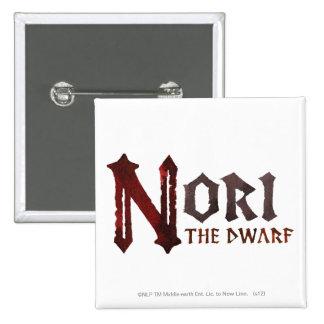 Nombre de Nori Pins