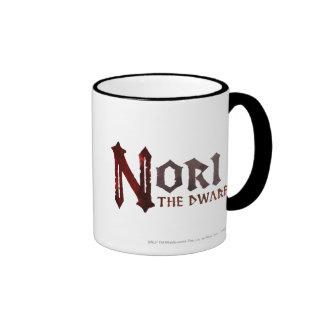 Nombre de Nori Taza A Dos Colores