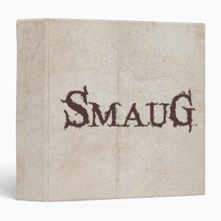 "Nombre de SMAUG™ Carpeta 1 1/2"""