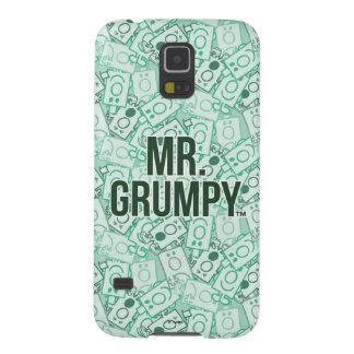 Nombre de Sr. Grumpy el   y modelo verdes del Carcasa Galaxy S5