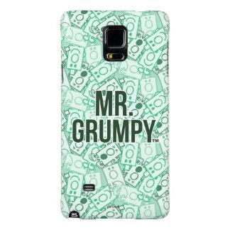 Nombre de Sr. Grumpy el   y modelo verdes del Funda Galaxy Note 4